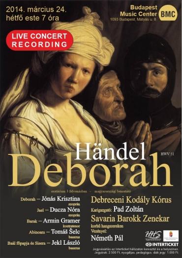 Deborah HWV 51