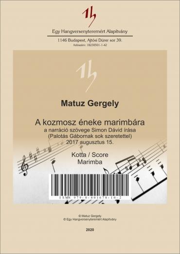 A kozmosz éneke marimbára