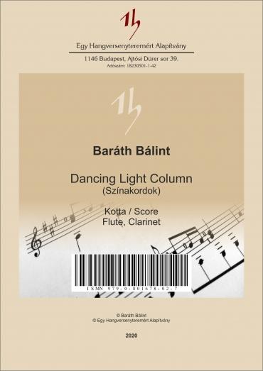 Dancing Light Column