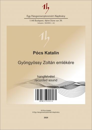 Gyöngyössy Zoltán emlékére