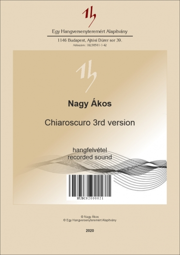 Chiroscuro 3rd version