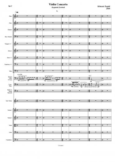 Hegedűverseny
