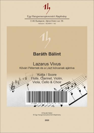 Lazarus vivus