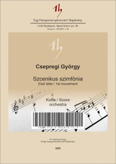 Szcenikus szimfónia 1. tétel