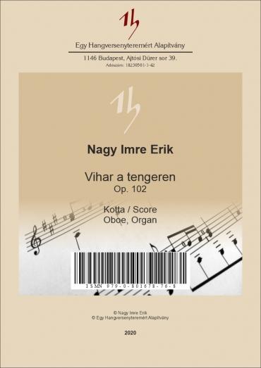 Vihar a tengeren Op. 102
