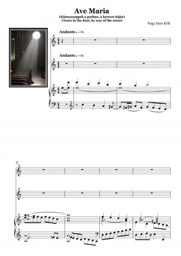 Ave Maria Op. 39