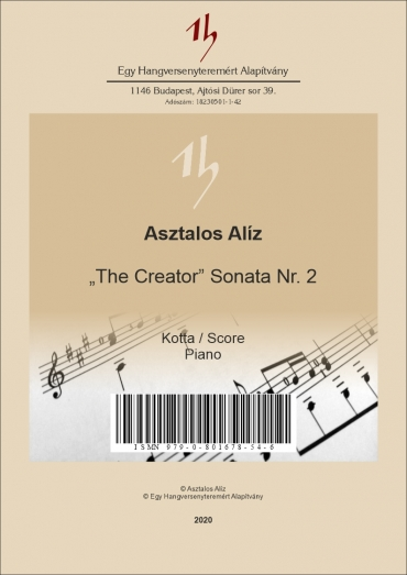 """The Creator"" sonata No. 2"