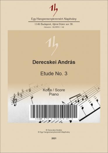 Etude No. 3