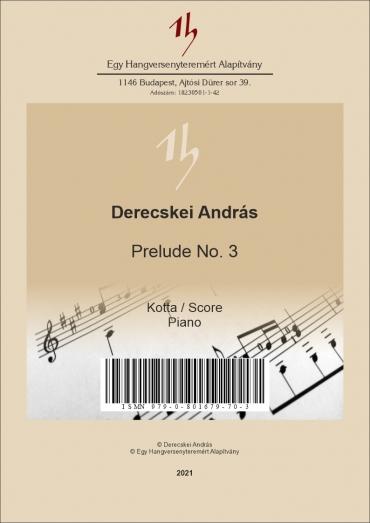 Prelude No. 3