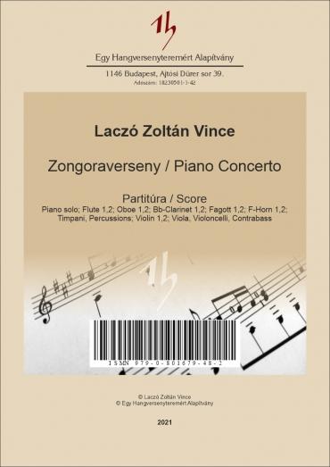 Piano Concerto – Score